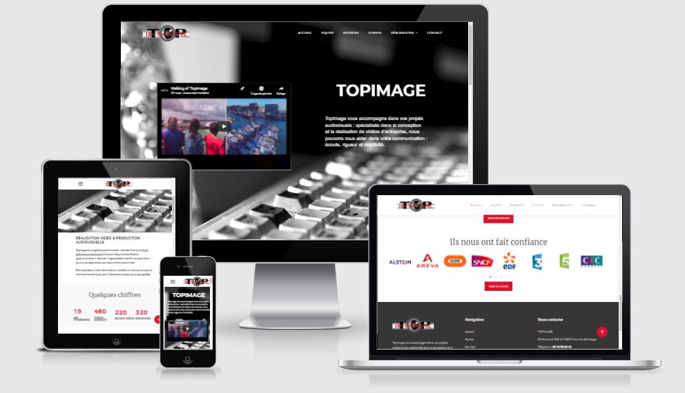 topimage production